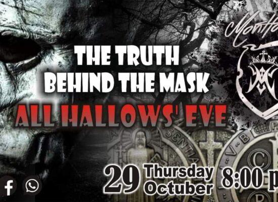 La verdad detrás de la máscara.
